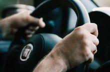 Didžiausios vairuotojų klaidos – kaip elgtis ekstremaliomis sąlygomis?