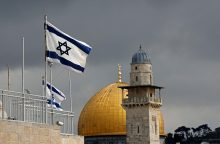 """V. Pranckietis: išsiskirti iš ES dėl Jeruzalės būtų """"nevisiškai saugu"""""""