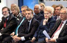 Europos lyderiai tarsis dėl ES santykių su kaimynėmis rytuose