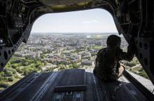 Lietuvoje bus statomi trys nauji kariniai miesteliai