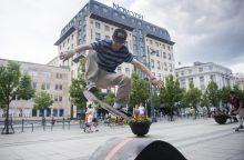 Populiarus vasaros sporto projektas finišuoja šį savaitgalį