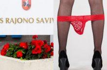 Vilniaus rajono savivaldybėje – pornografijos skandalas