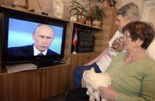 Už rusiško kanalo žiūrėjimą gali tekti mokėti papildomai