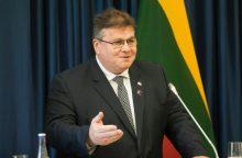 Baltijos, Šiaurės ir Višegrado šalių ministrai susitinka Švedijoje