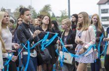 Stojantiesiems į universitetus – aukštesnis konkursinis balas