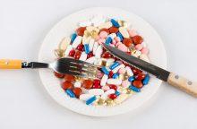 Kada iš tiesų reikia vartoti maisto papildus?