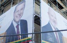 Liberalų sąjūdį kaltina šiurkščiai pažeidus įstatymą dėl kampanijos finansavimo