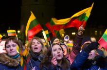 Vilniuje gyvena beveik penktadalis Lietuvos gyventojų