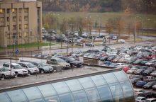 Nuo pirmadienio keisis automobilių stovėjimo tvarka Vilniuje