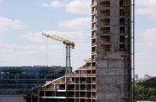 Statybų augimas Lietuvoje – vienas didžiausių Europos Sąjungoje