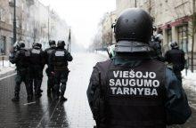 Į misiją Irake vyks Lietuvos viešojo saugumo pareigūnas