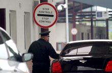 Šengeno erdvės sistemos atnaujinimui – 0,7 mln. eurų