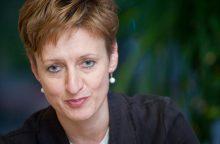 LRT tarybos pirmininko pavaduotoja išrinkta G. Švedienė
