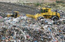 Aplinkosaugininkai negali patikrinti Atliekų tvarkymo centro