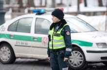 Per savaitę sostinėje pareigūnams įkliuvo 21 neblaivus vairuotojas