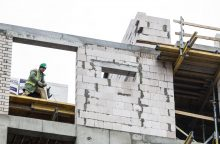 Garantijų būsto pirkėjui tvarka – nesukurta