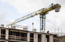 Nelaimėmis paženklintos statybos įmonės turi rengtis e. inspektavimui