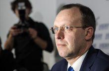 Generalinis prokuroras kreipsis į Seimą dėl N. Puteikio neliečiamybės