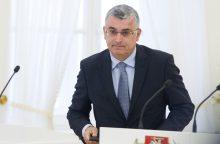 S. Kanovičius atsargiai vertina siūlymus dėl naujo žydų muziejaus Vilniuje