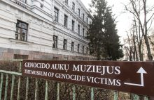 Genocido aukų muziejų žadama pervadinti į Okupacijos muziejų