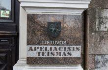 Seimas pritarė dviejų naujų Apeliacinio teismo teisėjų kandidatūroms