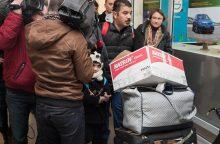 Lietuvoje pabėgėliai neužsibūna: 230 iš perkeltų 309 jau papustė padus