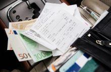 Pirmoji čekių loterija – kitų metų pradžioje