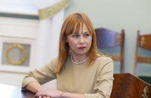 Ministrė sako sutarusi dėl mokytojų algų, streikuojantieji tai neigia