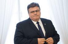 "L. Linkevičius: Lietuva siekia, kad po ""Brexit"" Britanija būtų kuo arčiau ES"