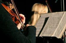 Prie pulto – jaunieji dirigentai