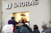 """Teismas išteisino žlugusio banko """"Snoras"""" auditorių"""