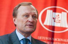 Ministrė G. Kėvišui grūmoja drausmine nuobauda
