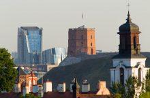 Vilnius – tarp turtingiausių Rytų Europos miestų