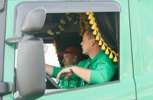 Lietuvos vežėjai Europoje kuria nuosavus poilsio centrus vairuotojams