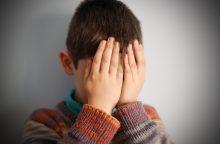 Ten, kur verkia vaikai, laimė negyvena