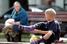Lietuvos išlaidos socialinei apsaugai – vienos mažiausių ES