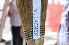 Nustatyta, kaip bus mokamas atlygis pranešėjams apie korupciją
