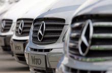 Naujų automobilių rinka išlaiko stabilų augimą