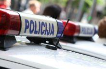 Policija sučiupo avariją sukėlusį ir pabėgusį vairuotoją