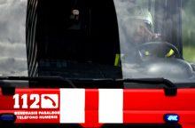 Vilniuje per gaisrą žuvo vyras