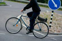 Vilniaus rajone sužalotas dviratininkas: policija ieško liudininkų