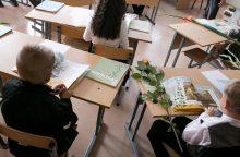 Mokinių ugdymas mažose mokyklose kainuoja brangiau, o rezultatų nėra