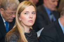 Teisme – įžeisto A. Butkevičiaus ieškinys Seimo narei A. Bilotaitei