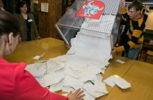 Nuspręsta neperskaičiuoti balsų Elektrėnuose, kur pergalę lėmė 14 balsų