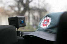 Lietuvos policija apsiginklavo pažangiais greičio matuokliais