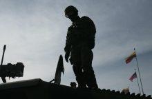 Smurtu prieš JAV karį įtariamas azerbaidžanietis verčia kaltę sumuštajam