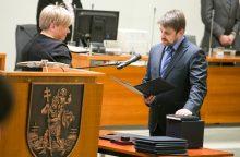 Vilniaus tarybos narys V. Urbonavičius išsirūpino sūnui vietą darželyje?
