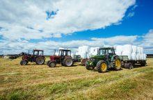 Ministerija ribos tiesiogines išmokas stambiems ūkiams