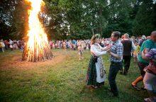 Teroro grėsmė sutrukdė lietuvių emigrantams atšvęsti Jonines Piterbore
