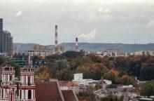 Vilniaus kogeneracinės jėgainės statybas planuojama pradėti dar šiemet